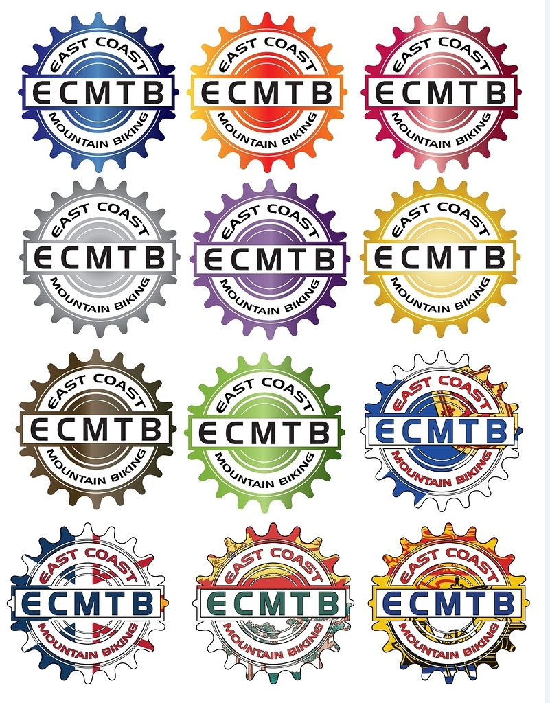 Stickers  - Bicycling