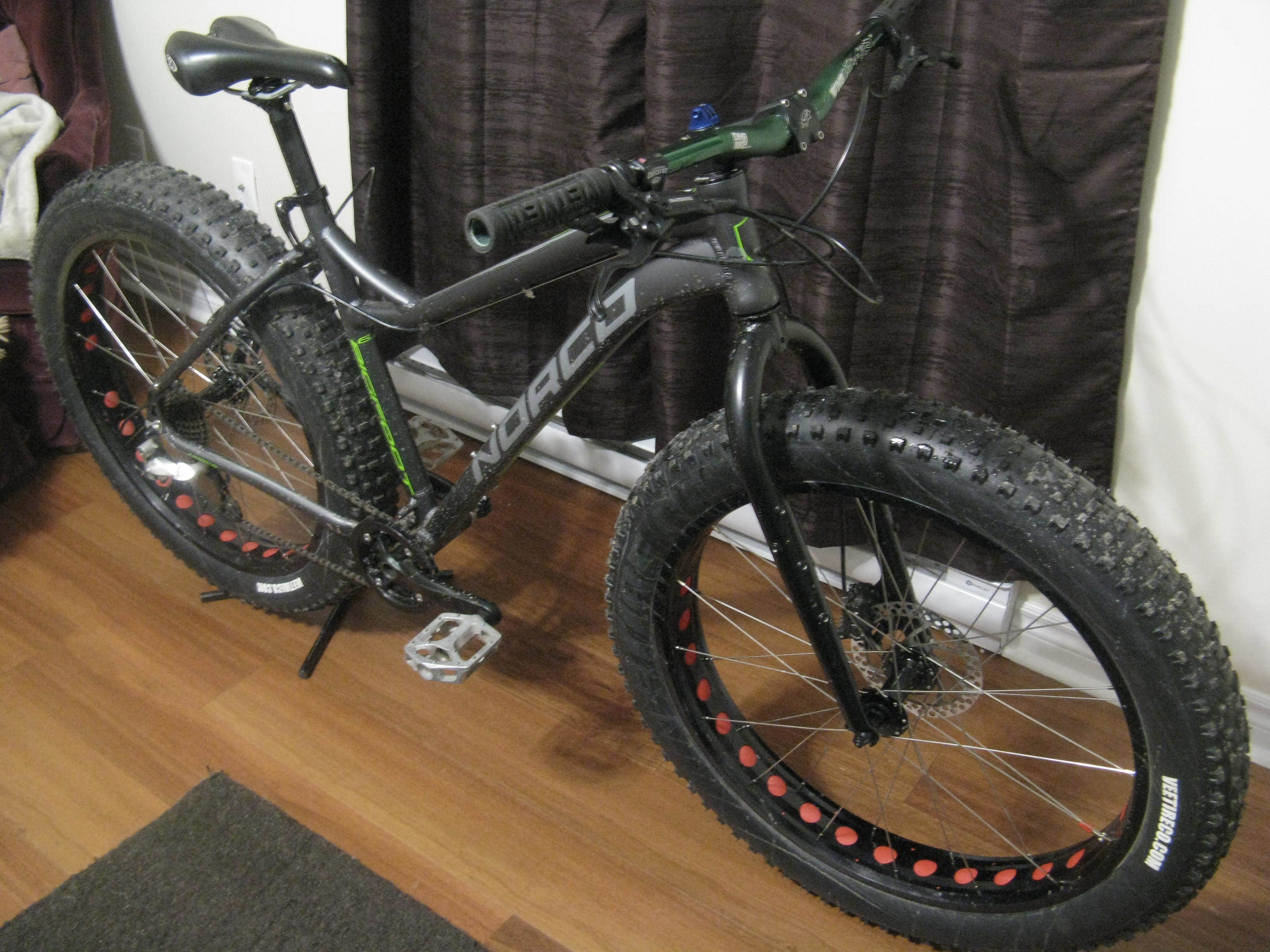 FS: 2015 Norco Bigfoot 6.2 Fat Bike - Sold - Buy and Sell ...